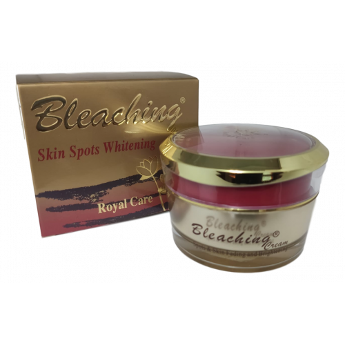 Bleaching Cream Royal Care - Skin & Spots Whitening by Royal Care 50 ml