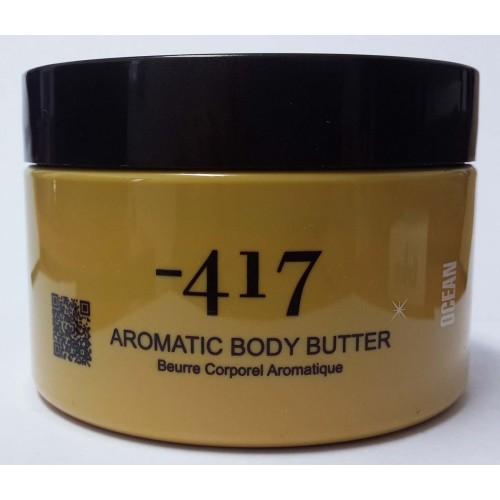 Minus 417 Dead Sea Cosmetics - Aromatic Body Butter-Ocean