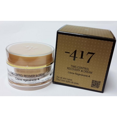 Minus 417 Dead Sea Cosmetics - Time Control Recovery A Cream