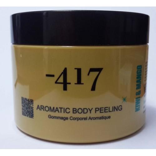 Minus 417 Dead Sea Cosmetics -Aromatic Body Peeling-Kiwi & Mango