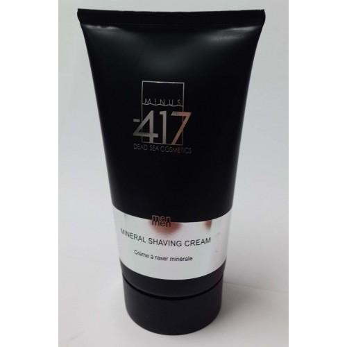 Minus 417 Dead Sea Cosmetics - Mineral Shaving Cream For Men
