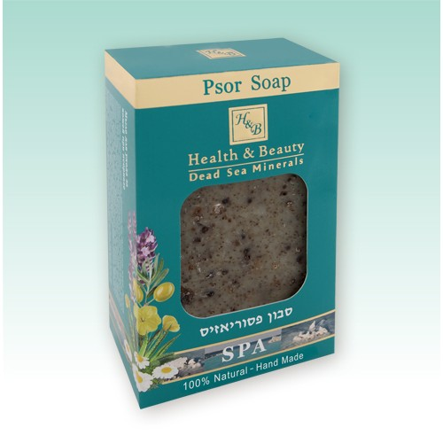 H&B Dead Sea Psoriasis soap