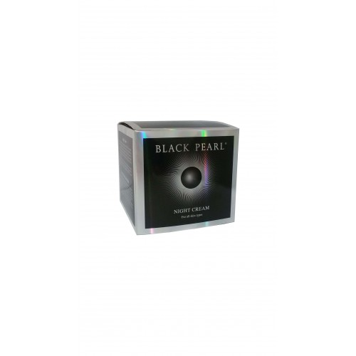 Sea Of Spa AGE Control Black Pearl - Night Cream