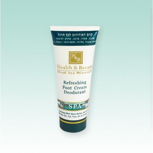 H&B Refreshing Foot Cream Deodorant