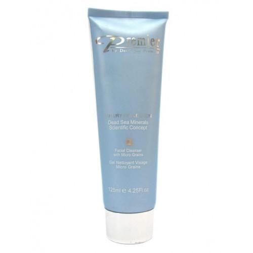 Dead Sea Premier Scientific Facial Cleanser With Micro Grains