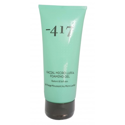 Minus-417 Dead Sea Cosmetics - Facial Micro Luffa Foaming Gel