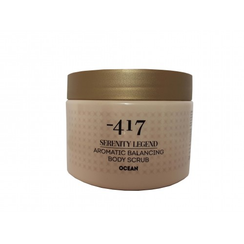 Minus 417 Dead Sea Cosmetics - Aromatic Body Peeling - Ocean