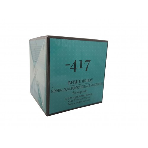 Minus 417 Dead Sea - Vitamin Moisturizer For Oily Skin SPF20