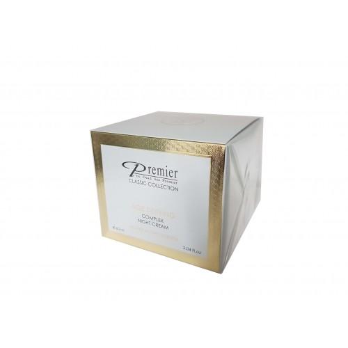 Dead Sea Premier Night Cream Complex (60 ml/2.04 oz)