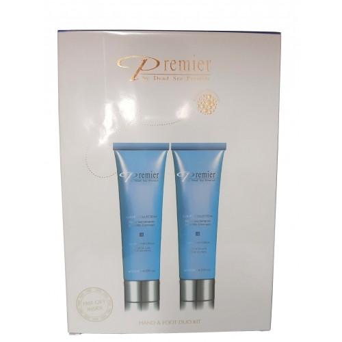 Dead sea Premier Set - Hand Cream 125ml & Foot Cream 125ml